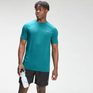 MP Men's Repeat Mark Graphic Training Short Sleeve T-Shirt | Teal | MP