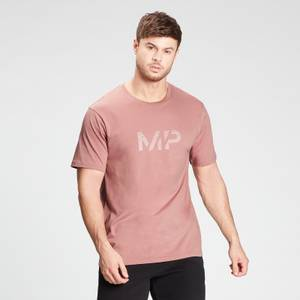 MP Men's Gradient Line Graphic Short Sleeve T-Shirt - Washed Pink