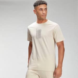 MP Men's Repeat MP Graphic Short Sleeve T-Shirt - Ecru