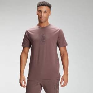 MP メンズ リピート MP グラフィック Tシャツ - ウォームブラウン