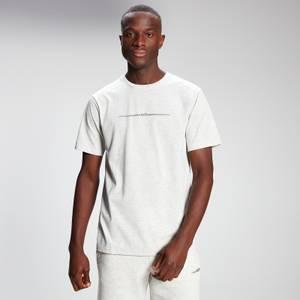 MP Men's Mini Mark Graphic Short Sleeve T-Shirt - Ecru Marl
