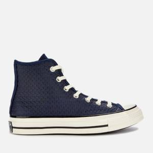 Converse Women's Chuck 70 Alt Exploration Hi Top Trainers - Midnight Navy/Sea Salt Blue
