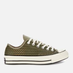 Converse Women's Chuck 70 Alt Exploration Ox Trainers - Light Field Surplus