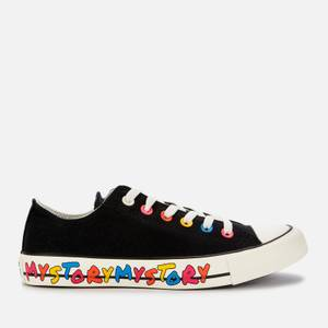 Converse Women's Chuck Taylor All Star My Story Ox Trainers - Black/Hyper Pink/Egret