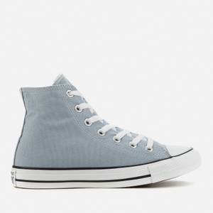 Converse Chuck Taylor All Star Canvas Hi-Top Trainers - Obsidian Mist