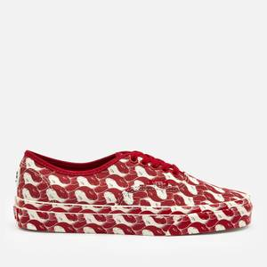 Vans X Opening Ceremony Classic Slip-On Trainers - Snake/Checker
