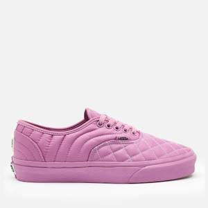 Vans X Opening Ceremony Authentic Quilted Trainers - Orchid
