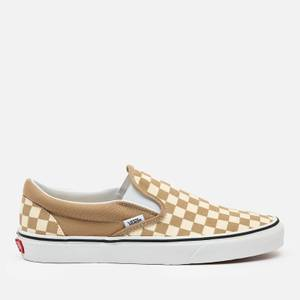 Vans Men's Classic Slip-On Trainers - Incense/True White