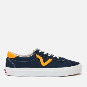 Vans Men's Sport Trainers - Dress Blues/Saffron