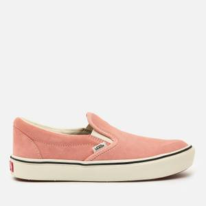 Vans Women's Color Pack Comfycush Slip-On Trainers - Peach Pearl