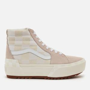 Vans Women's Sk8 Hi Stacked Trainers - White