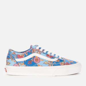 Vans X Liberty London Women's Old Skool Tapered Trainers - Multi/Patchwork Floral
