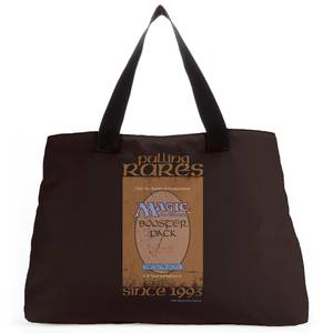Tote Bag Large Magic the Gathering Pulling Rares Since 1993
