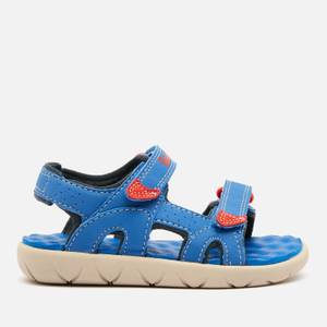 Timberland Toddlers' Perkins Row 2-Strap Sandals - Bright Blue