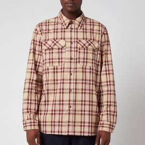 A.P.C. Men's Marceau Shirt - Beige