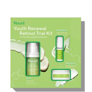Murad Youth Renewal Retinol Trial Kit (Worth £84.00)
