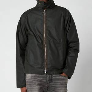 Barbour Beacon Men's Munro Wax Jacket - Sage