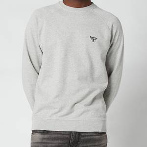 Barbour Beacon Men's Crewneck Sweatshirt - Grey