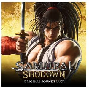 Wayô Records - Samurai Shodown (Original Soundtrack) 2xLP (Red)