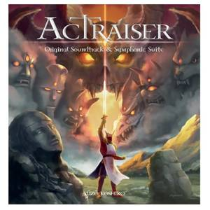 Wayô Records - Actraiser (Original Soundtrack & Symphonic Suite) 2xLP (Marble Blue)