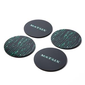 The Matrix Coaster Set