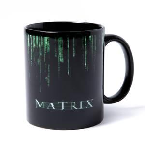 The Matrix Glitch Mug - Noir