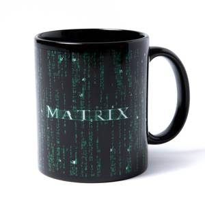 The Matrix Code Mok - Zwart
