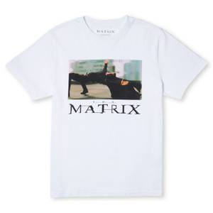 The Matrix Herren T-Shirt - Weiß