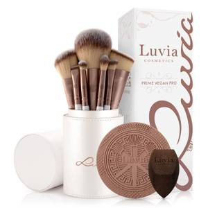 Luvia Prime Vegan Pro Brushes Set