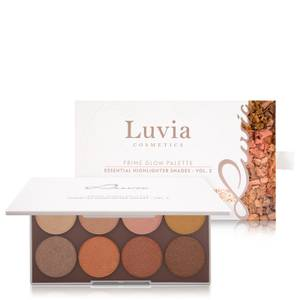 Luvia Prime Glow Palette Essential Highlighter Shades - Vol.2