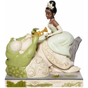 Disney White Woodland Tiana Figurine