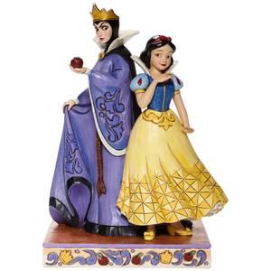 Figurine Disney Blanche-Neige et la reine maléfique