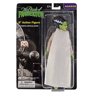 "Mego 8"" Figure - Universal Monsters Bride of Frankenstein"