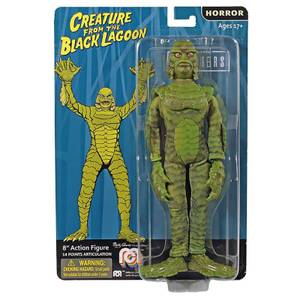 "Mego 8"" Figure - Universal Monsters Creature from the Black Lagoon"