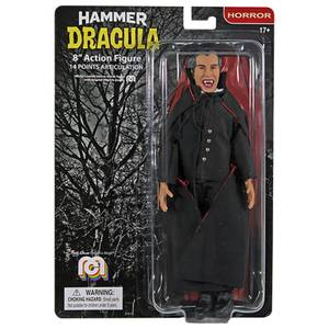 "Mego 8"" Figure - Hammer Horror Dracula (Christopher Lee)"