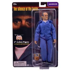 "Mego 8"" Figure - Hannibal - Silence of the Lambs"