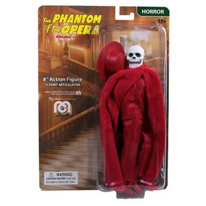 "Mego 8"" Figure - Phantom Red Death"