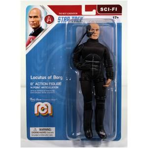 """Mego 8"""" Figure - Star Trek Locutus"""