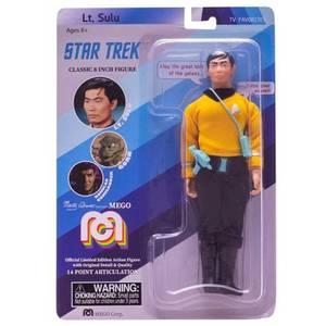"Mego 8"" Figure - Star Trek Sulu Original Series"