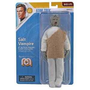 "Mego 8"" Figure - Star Trek Salt Vampire"