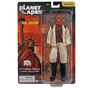 "Mego 8"" Figure - Planet of the Apes Dr. Zaius"