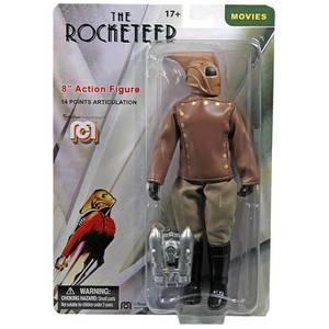 "Mego 8"" Figure - Rocketeer"