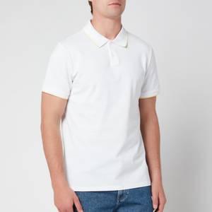 A.P.C. Men's Max Polo Shirt - White