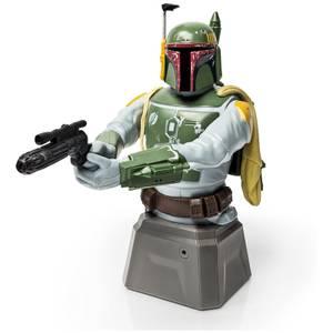 Figura de guardia de habitación interactiva de Star Wars Boba Fett