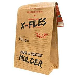 Coop X-Files Evidence Bag Lunch Tote