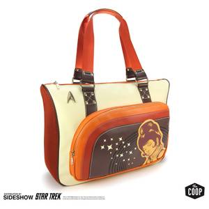 Coop Star Trek Uhura Retro Space Tote Bag