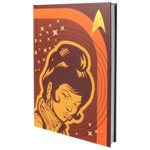 Coop Star Trek TOS Uhura Journal Hardcover