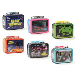 Coop Space Invaders Teeny Tins - Assortment
