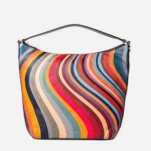 Paul Smith Women's Swirl Medium Hobo Bag - Multi