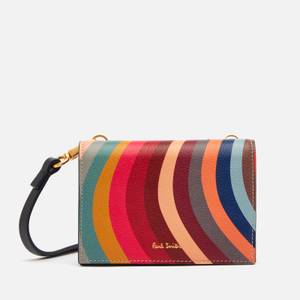 Paul Smith Women's Swirl Purse On Strap - Multi